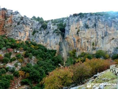 Cazorla - Río Borosa - Guadalquivir; rutas patones de arriba sierra madrid pueblos sendas verdes de